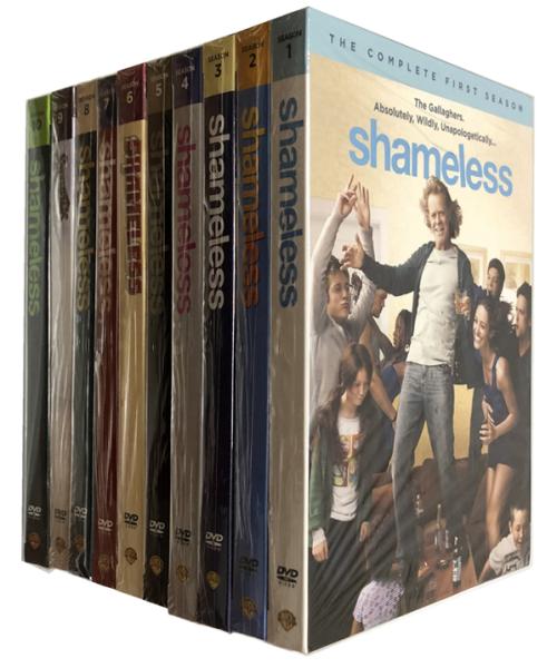 Shameless The Complete Seasons 1-11 DVD Box Set 33 Disc