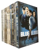 Blue Bloods The Complete Series Seasons 1-11 DVD Box Set 61 Disc