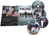 NCIS Naval Criminal Investigative Service Season 18 DVD 4 Disc Box Set
