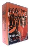 Orange Is the New Black The Complete Seasons 1-7 DVD Box Set 28 Disc