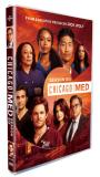 Chicago Med Season 6 DVD Box Set 4 Disc