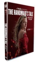 The Handmaid's Tale Season 4 DVD Box Set 4 Disc Brand New