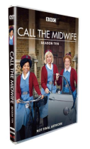 Call the Midwife Season 10 DVD Box Set 3 Disc Free Shipping