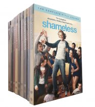 Shameless The Complete Seasons 1-9 DVD Box Set 27 Disc Free Shipping