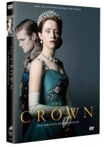 The Crown The Complete Season 2 DVD Box Set 3 Disc Free Shipping