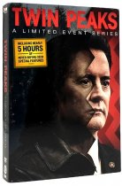 Twin Peaks A Limited Event Series 8 Disc