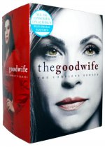 The Good Wife The Complete Series Seasons 1-7 DVD Box Set 42 Disc Free Shipping