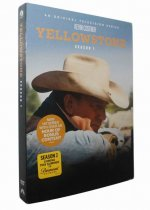 Yellowstone Season 1 DVD Box Set 3 Disc