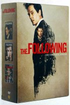 The Following The Complete Seasons 1-3 DVD 12 Disc Box Set