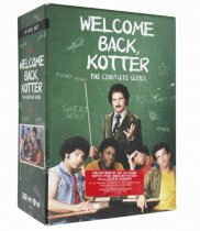 Welcome Back Kotter: The Complete Series (DVD, 2014, 16-Disc Set)