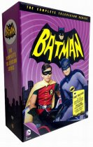 Batman The Complete Television Series 1-3 DVD 18 Disc Set  Free Shipping
