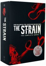 The Strain The Complete Series Seasons 1-4 DVD Box Set 12 Disc Free Shipping
