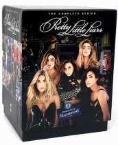 Pretty Little Liars The Complete Series Seasons 1-7 DVD Box Set 36 Disc Free Shipping