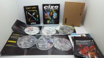 Cize Dance Workouts Fitness Base Kit Weight Loss Exercise 6 DVD Set