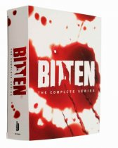 Bitten The Complete Series Seasons 1-3 DVD Box Set 10 Disc