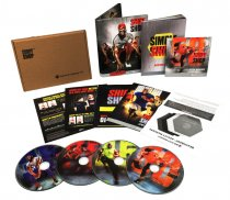 Beachbody Shift Shop The 3 Week Rapid Rebuild 4 DVD Workout Program Set