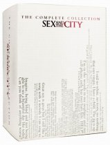 Sex and the City The Complete Collection Seasons 1-6 17 Disc Box Set