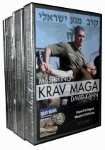 Mastering Krav Maga Impact & Edged Weapon Defenses (Vol. II) direct David Kahn 27 Disc Box Set