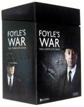 Foyle's War The Complete Saga Seasons 1-8 DVD Box Set 29 Disc