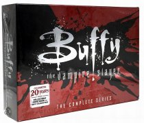 Buffy The Vampire Slayer Complete Series Seasons 1-7 39 DVD Box Set