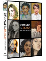 Orange Is the New Black Seaon 7 DVD Box Set 4 Dsic Free Shipping