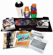 Tony Horton's 22 Minute Hard Corps Workout Program - Deluxe 3 Disc