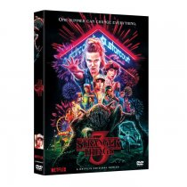 Stranger Things Season 3 DVD Box Set 3 Disc Free Shipping
