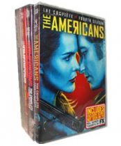 The Americans The Complete Series Seasons 1-6 DVD Box Set 23 Disc