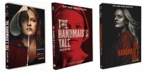 The Handmaid's Tale The Complete Seasons 1-3 DVD Box Set 11 Disc