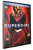 Supergirl Season 4 DVD Box Set 5 Disc Free Shipping