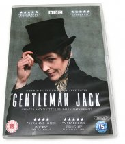 Gentleman Jack The Complete Season 1 DVD Box Set 3 Disc Free Shipping