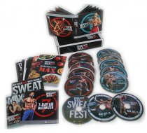 ShaunT's INSANITY MAX 30 Beachbody Workouts Base Kit 13 DVD Box Set