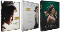 The Crown The Complete Seasons 1-3 DVD Box Set 11 Disc Free Shipping