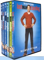 Last Man Standing The Complete Seasons 1-6 DVD Set 18 Disc