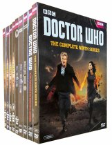 Doctor Who The Complete Seasons 1-11 DVD Box Set 59 Disc Free Shipping New