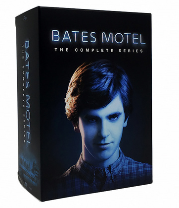 Bates Motel The Complete Seasons 1-5 DVD Box Set 15 Disc Free Shipping