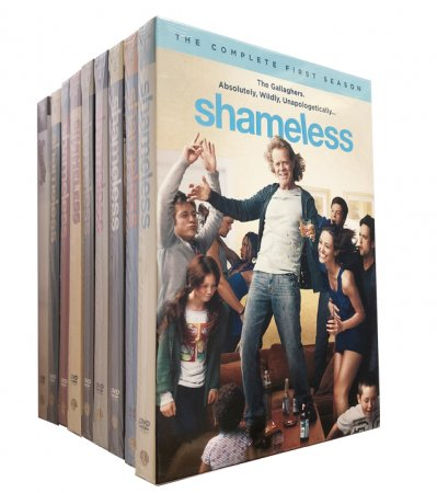 Shameless The Complete Seasons 1-9 DVD Box Set 28 Disc Free Shipping