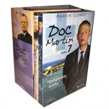 Doc Martin The Complete Series Seasons 1-8 DVD Box Set 21 Disc Free Shipping