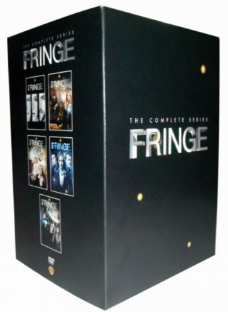 Fringe The Complete Seasons 1-5 DVD 29 Disc Box Set Free Shipping