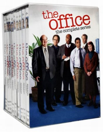 The Office The Complete Series Seasons 1-9 DVD Box Set 38 Disc Free Shipping