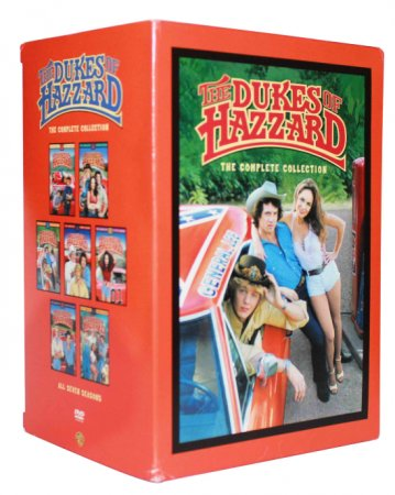 The Dukes Of Hazzard The Complete Series DVD Box Set 33 Disc Free Shipping