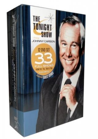 The Tonight Show starring Johnny Carson - Featured Guest Series 12 DVD Box Set