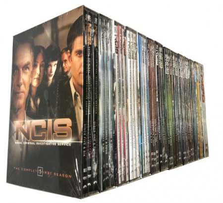 NCIS Naval Criminal Investigative Service Seasons 1-16 DVD 94 Dsic Box Set