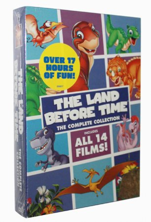 The Land Before Time The Complete Collection 8 Disc Box Set