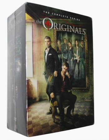 The Originals The Complete Seasons 1-5 DVDs Box Set 21 Disc Free Shipping