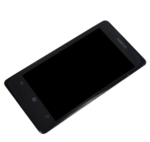 Lcd Display Touch Digitizer assembly For Nokia Lumia N800 Free Shipping 10pcs