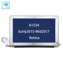 Macbook Retina 12 inch lcd with front cover assembly for A1534 Early2015-Mid2017 Retina  NEW ORI 3pcs