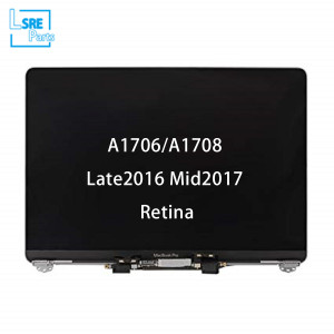 Macbook Pro 13 inch single lcd screen for A1706/A1708 Late2016 Mid2017 Retina 3pcs