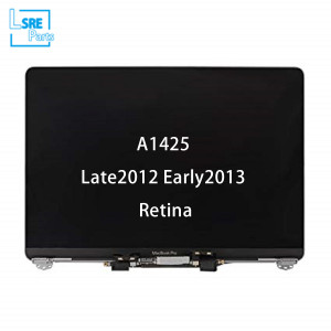 Macbook Pro 13 inch single lcd screen for A1425 Late2012 Early2013 Retina 3pcs