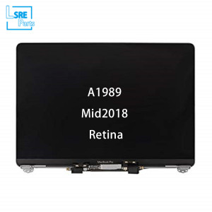Macbook Pro 13 inch single lcd screen for A1989 Mid2018 Retina 3pcs